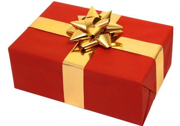 תארי לעצמך שקיבלת מתנה!